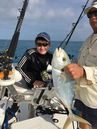 Eva marie fishing charters key west fl top tips before for Key west florida fishing trips