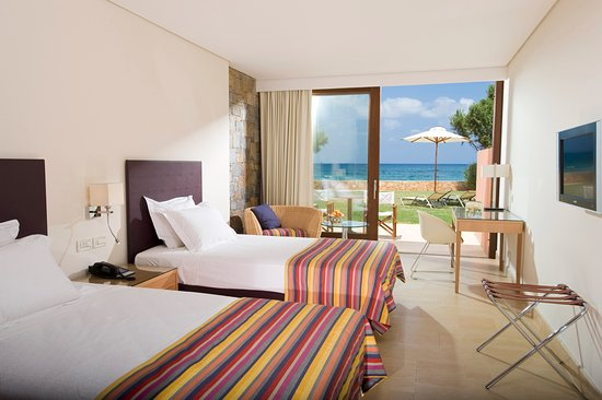 Kernos Beach Hotel : Superior Bungalow Sea Front