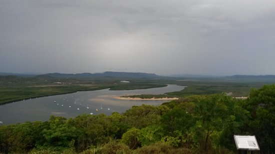 Cooktown, Αυστραλία: Great views from the lookout