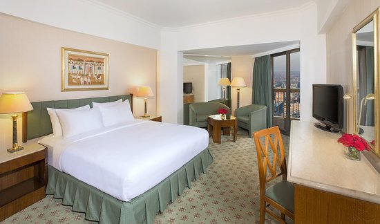 Ramses Hilton: Hilton Executive King Room City View