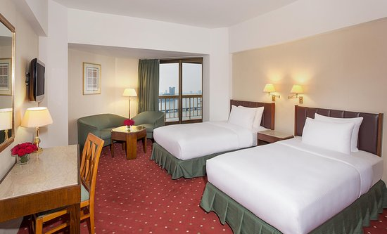 Ramses Hilton: Hilton Deluxe Twin Room