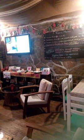 saklı bahçe cafe - picture of sakli bahce cafe, fethiye - tripadvisor
