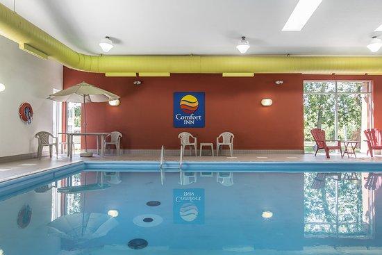 Cornwall, Kanada: Indoor heated pool