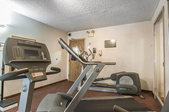 Cornwall, Canada: Exercise room