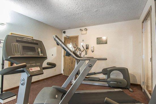 Cornwall, Kanada: Exercise room