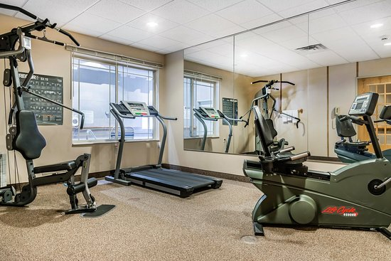 Tomahawk, WI : Fitness center