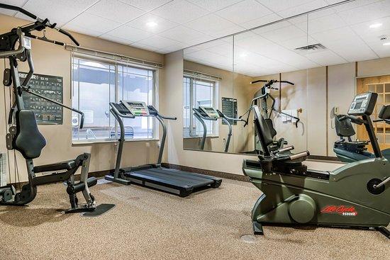 Tomahawk, Wisconsin: Fitness center