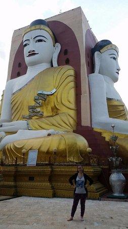 Bago, Μιανμάρ: Perfectos, iguales