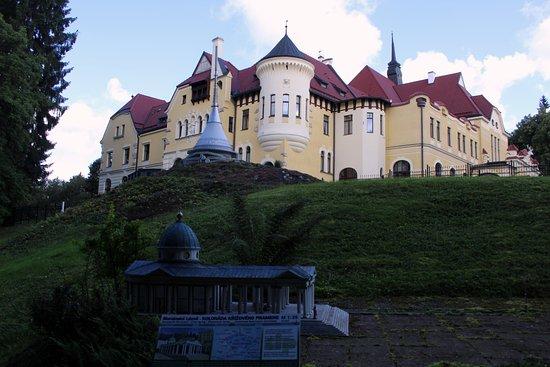 Marianske Lazne, República Checa: Park Boheminium