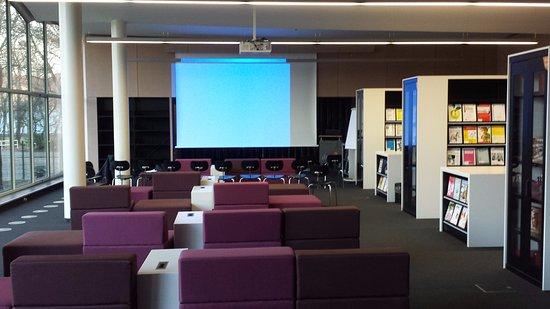 Haus Amerika-Gedenkbibliothek
