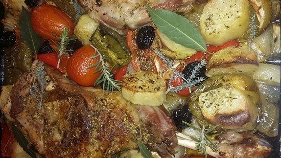 Garriguella, إسبانيا: Restaurant Moli de Vent