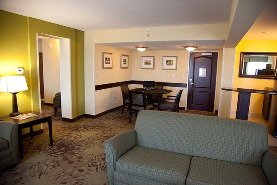 Holiday Inn Gurnee Convention Center: Presidential Suite