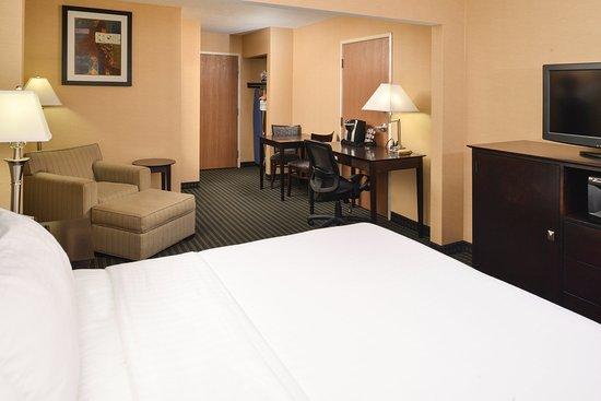 Benton Harbor, MI: Guest Room