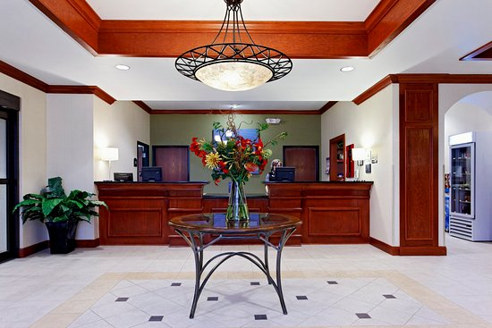 Burleson, TX: Hotel Lobby
