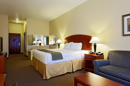 Holiday Inn Express-Burleson: Suite