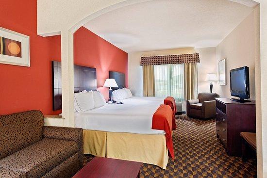 Holiday Inn Express Suites - Malvern: Suite