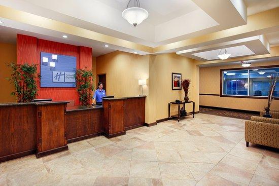 Malvern, أركنساس: Front Desk