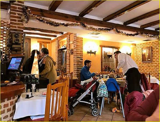 Sal n picture of restaurante la parra las rozas tripadvisor - Spa las rozas ...