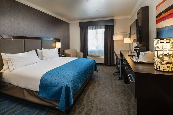 Holiday Inn Express Hotel & Suites - Santa Clara: Queen Bed Guest Room