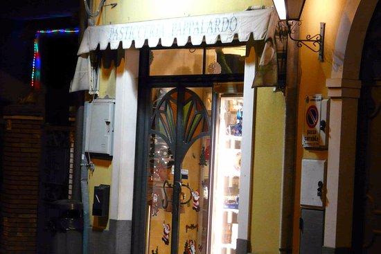 San Gregorio di Catania, Italia: Ingresso