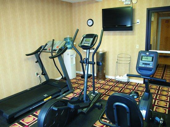 Acworth, GA: Fitness Center