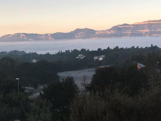 Seva, España: Vistas desde la habitacion