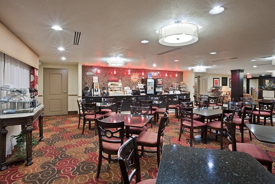 Salina, KS: Breakfast Area