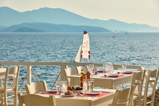 Chorto, اليونان: Ambrosia Restaurant