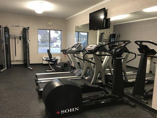 Sturtevant, WI: Fitness Center