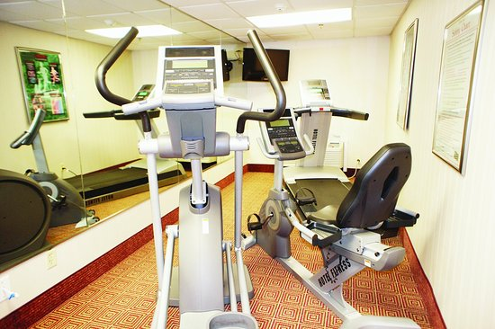 Jessup, MD: Fitness Center
