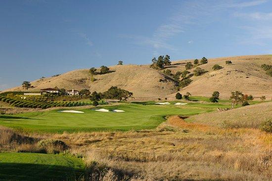 San Martin, Californie : Golf - Winery