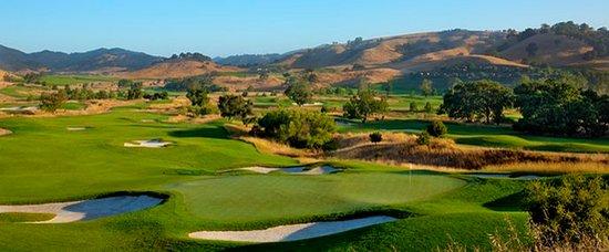 San Martin, Californie : Golf Course