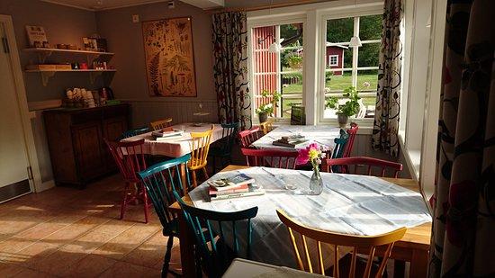 Skåne, Sverige: Klåveröds Vandrarhem & Café