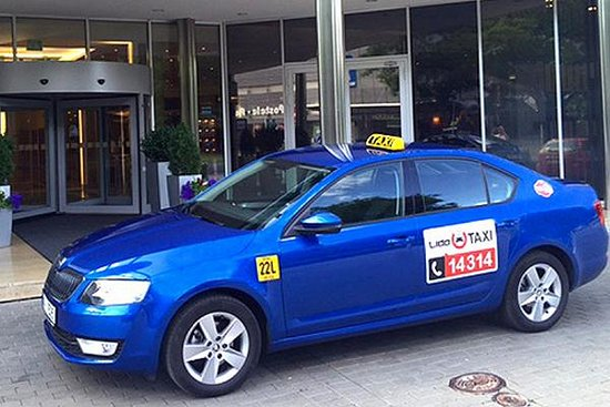 Lido Taxi Brno