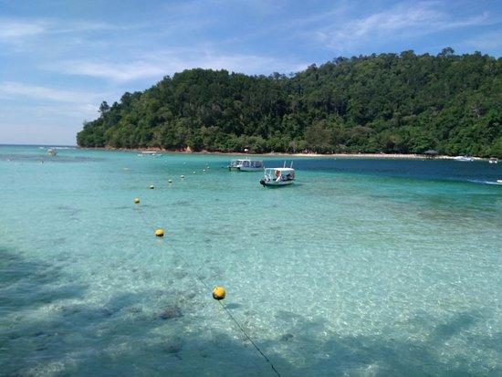 Pulau Manukan, Malaysia: Пулау-Манукан