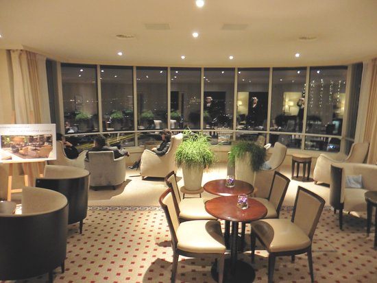 Rotterdam Marriott Hotel: Lounge