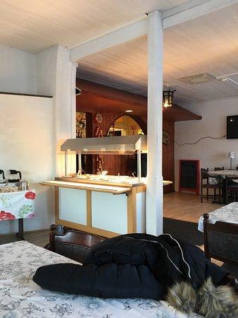 Filipstad, Швеция: Typisk kinamat