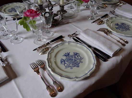 Château de Ternay, diner dans un prestigieux couver du 19ème siècle