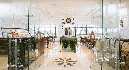 Lizon Curitiba Hotel: Restaurante República de Curitiba
