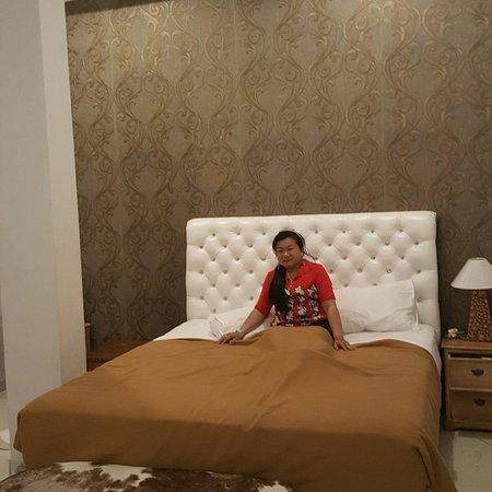 Temukus, Indonesia: Nyaman...no 15 lantai 1