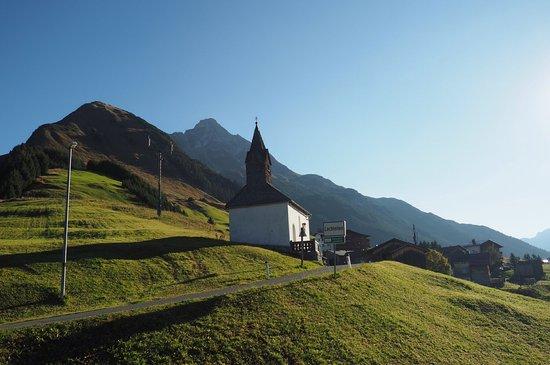 Biberkopf Picture of Haus Berghof Warth TripAdvisor