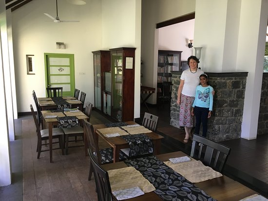 Aanavilasam Luxury Plantation House: With the lovely Host