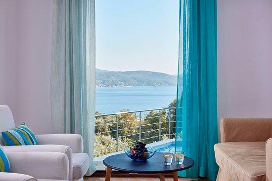 Chorto, اليونان: Villa Nafsika