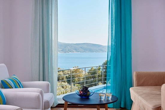 Chorto, Hellas: Villa Nafsika