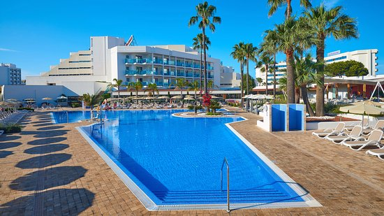 Hipotels cala millor park spanien omd men och for Appart hotel 31