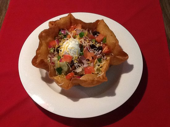 Lexington, OH: Taco Salad
