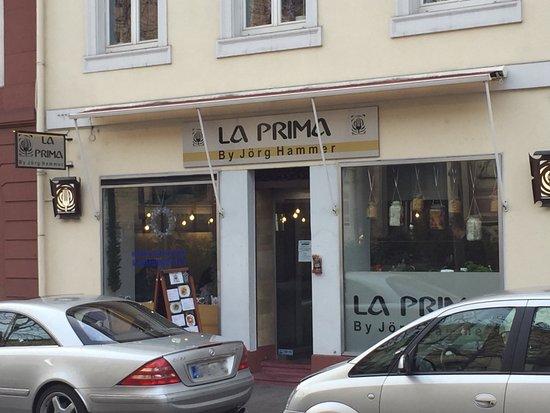 Front Picture Of La Prima By Jorg Hammer Karlsruhe Tripadvisor