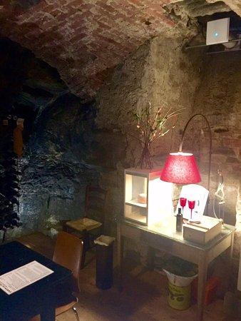 Le Bindi : antic cellar