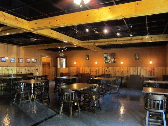 Stockbridge, MI: Dining Room-Under new ownership
