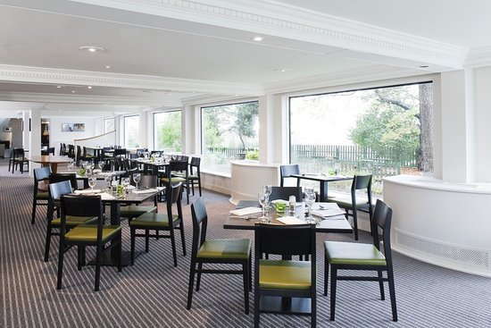 Holiday Inn Edinburgh City - West : Welcome to our main restaurant...